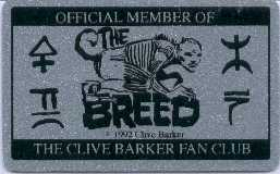 The Breed Card
