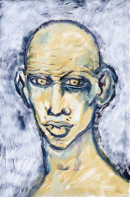 Clive Barker - Brother Of Man With Egg On Head