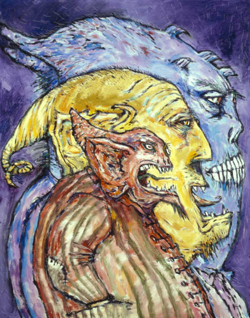 Clive Barker - The Brothers