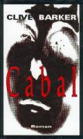 Clive Barker - Cabal - Germany, 1989.