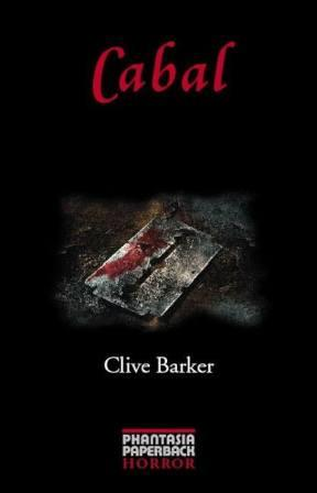 Clive Barker - Cabal - Germany, 2005.