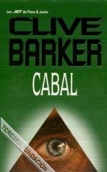Clive Barker - Cabal - Spain, 1994.