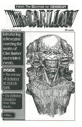 The Carillon, Vol 1 No 0.5, 1992
