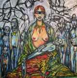 Clive Barker - The Carver And Her Husbands