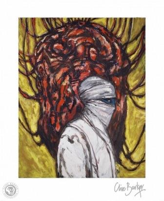 Clive Barker - Surgeon print
