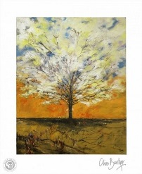 Clive Barker - A Tree Full of Sky print