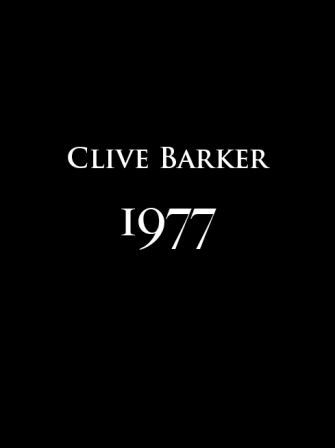 Clive Barker: 1977 exhibition