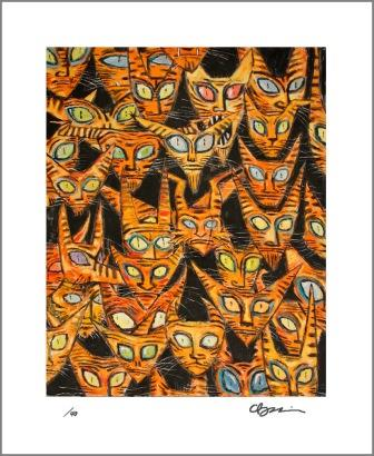 Clive Barker - Tarrie Cat Army