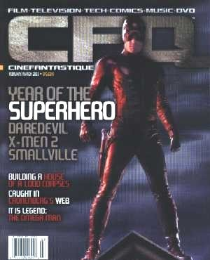 Cinefantastique, Vol 35 No 1, February/March 2003