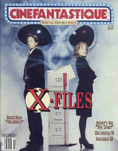 Cinefantastique, Vol 26 No 6 / Vol 27 No 1, October 1995