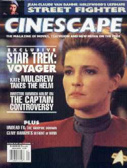 Cinescape, Vol 1 No 4, January 1995