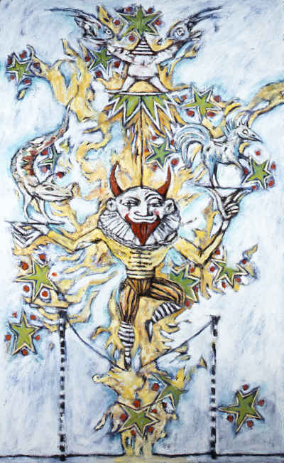 Clive Barker - The Circus Poster
