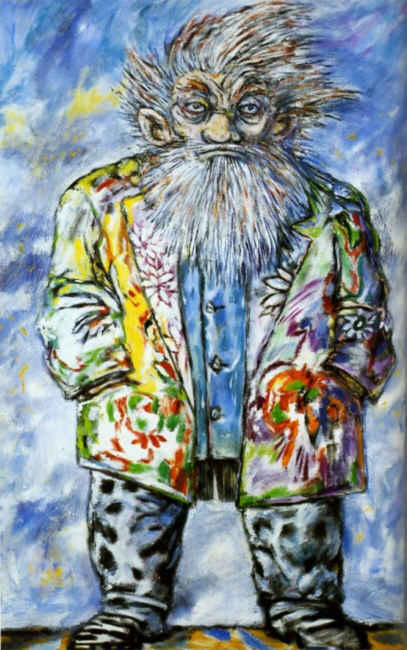 Clive Barker - King Claus