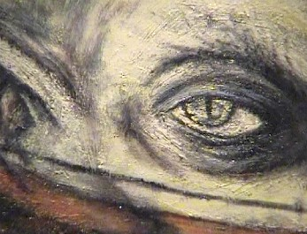 Clive Barker - Christopher Carrion close-up