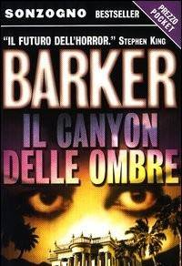 Clive Barker - Coldheart Canyon - Italy, 2003