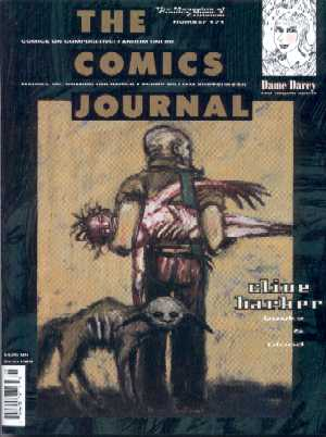 The Comics Journal, Issue 171, September 1994