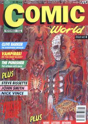 Comic World, No 9, November 1992
