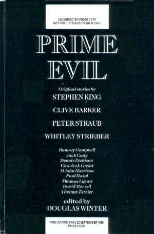 Prime Evil - UK proof