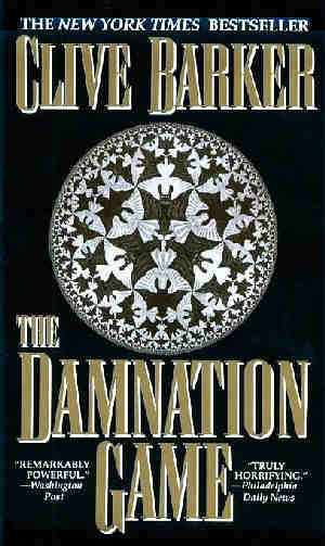 Clive Barker - The Damnation Game: Berkley Publishing, USA, [date].  Paperback edition