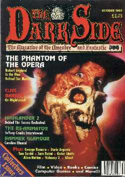 The Dark Side, No 1, October 1990