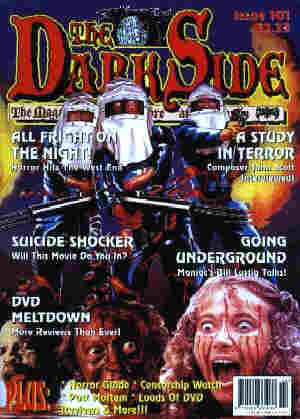 The Dark Side, Issue 101, February/March 2003