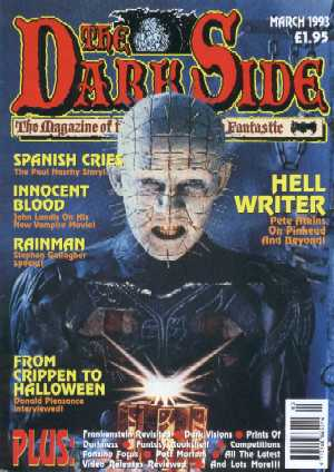 The Dark Side - No 30, March 1993
