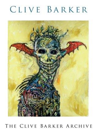 Clive Barker - Death Head