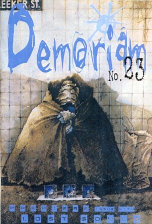 Demoriam - No 23, November 1999