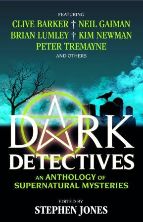 Dark Detectives - UK paperback edition