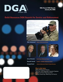 DGA Monthly, Vol 1.3 #1, January 2006