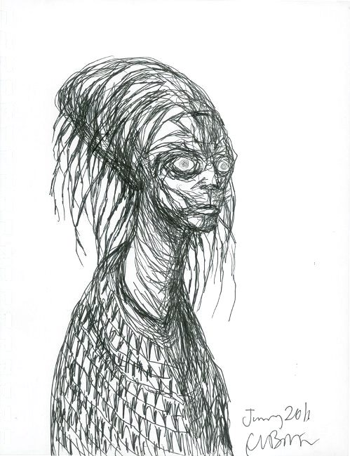 Clive Barker - She is Dreaming