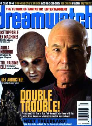 Dreamwatch, Issue 101, February 2003