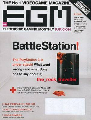 Electonic Gaming Monthly, No 213, March 2007