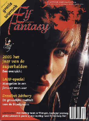 Elf Fantasy Magazine, No 42, February - March 2005