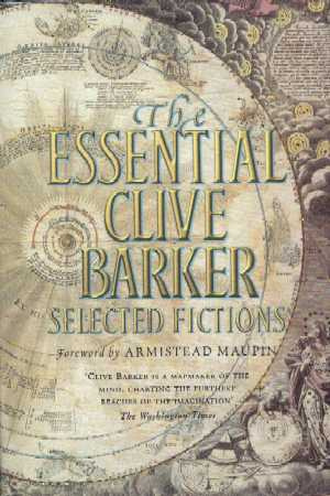 Clive Barker - The Essential - UK hardback