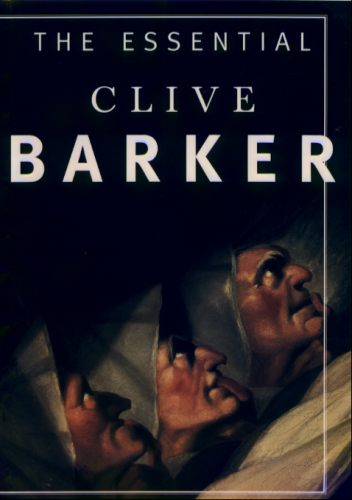 Clive Barker - The Essential - US hardback