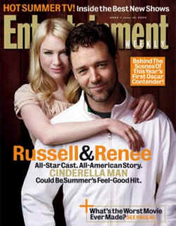 Entertainment Weekly, 10 June 2005