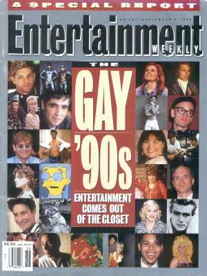 Entertainment Weekly, 8 September 1995
