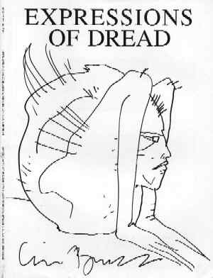 Expressions Of Dread, No 1 - Spring 1991