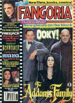 Fangoria, No 109, January 1992