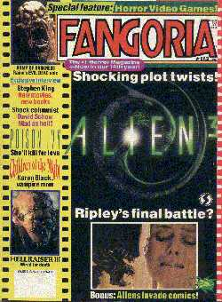 Fangoria, No 113, June 1992