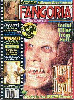 Fangoria, No 117, October 1992