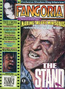Fangoria No 133, June 1994