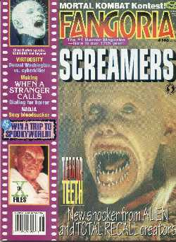Fangoria, No 146, September 1995