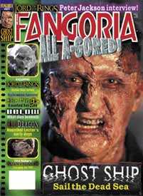 Fangoria, No. 217, October 2002
