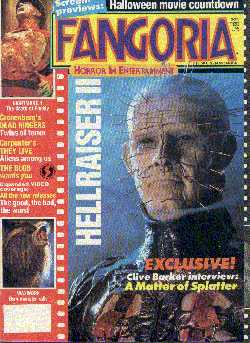 Fangoria, No 78, October 1988