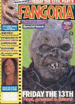 Fangoria, No 83, June 1989