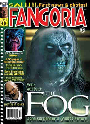 Fangoria, No.247, October 2005
