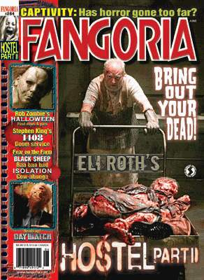 Fangoria - Issue 264