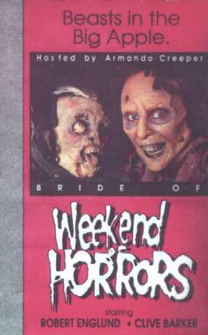Fangoria Weekend of Horrors convention video